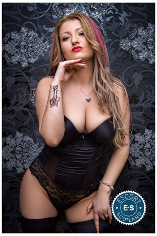 Melanie is a hot and horny Romanian escort from Glasgow City Centre, Glasgow