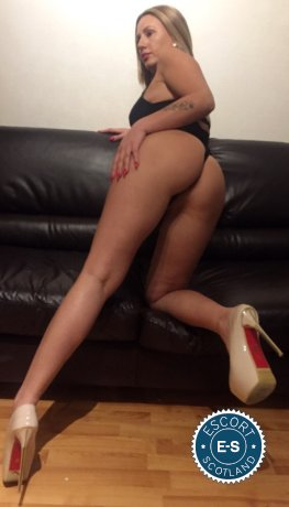 Book a meeting with Naughty Blonde in Aberdeen today