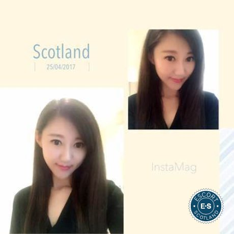 Aida is a hot and horny Chinese escort from Glasgow City Centre, Glasgow