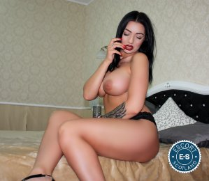 Meet Antonia in Glasgow City Centre right now!