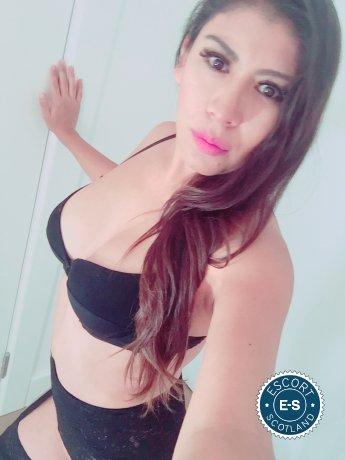 Lexxy Lopez is a super sexy Mexican escort in Aberdeen