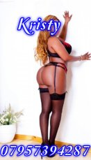 Spend some time with Kristy in Glasgow City Centre; you won't regret it