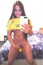 Jessyca Oliveira - escort in Edinburgh