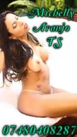 TS Michelly Araujo - escort in Edinburgh